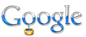 Google-doodle World Water Day