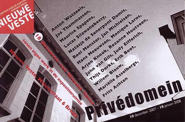 Uitnodiging Privé-domein