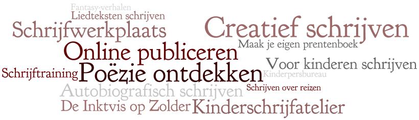 Wordle Cursussen