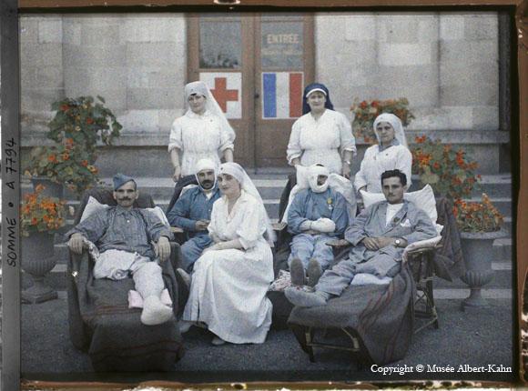 Hospitaal WOI