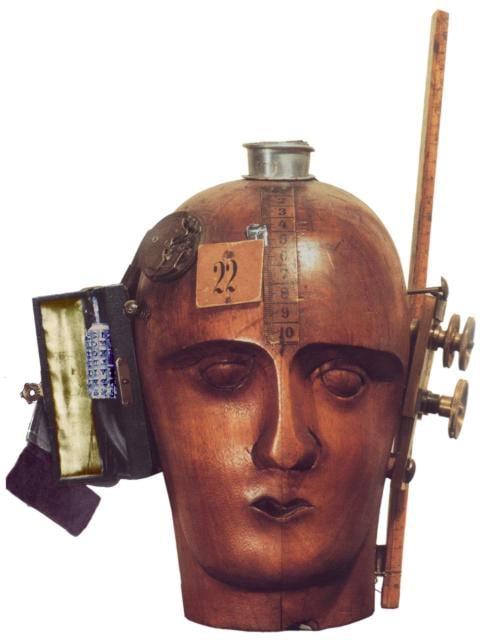 Raoul Haussmann, Mechanical head