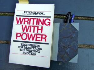 Elbow notitieboekje