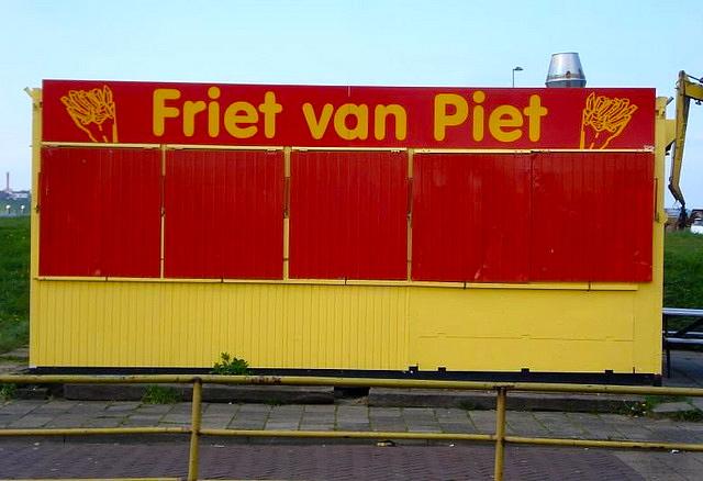 Friet van Piet (foto: meritis)