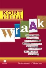 cover KortVerhaal, wraaknummer, winter 2010