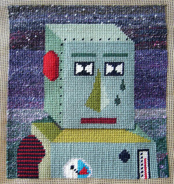 Robottranen - foto: Alexis Nishihata @ Flickr, CC by-nc-nd