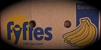 Bananendoos - foto: Judy Elfferich