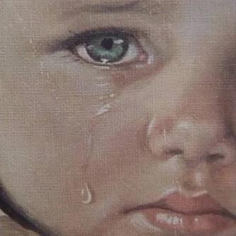 Huilend ventje Bragolin