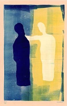 H.N. Werkman, De engel van de laatste troost - facsimile-editie eigendom JudyElf