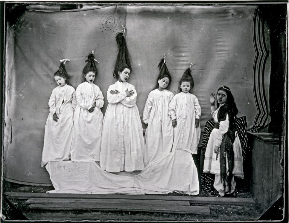 Klik voor vergroting: Blauwbaardje spelen, ca. 1866