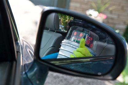 hitchBOT in autospiegel