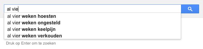 al vie (Google-poëzie)
