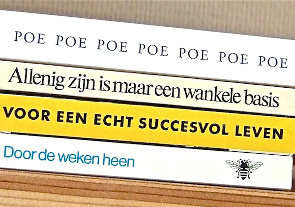 Poe poe poe - stapelgedicht: JudyElf, CC by-nc-sa