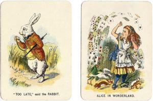 Alice-speelkaarten