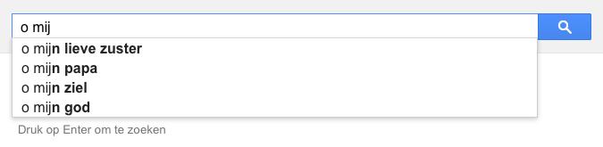 o mij (Google-poëzie)
