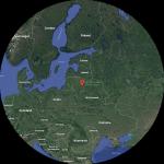 Middelpunt van Europa
