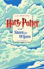 Harry Potter deel 1, cover
